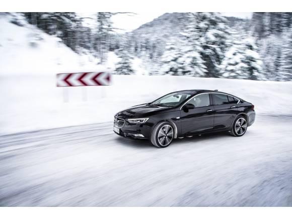 El nuevo Opel Insignia Grand Sport, también con tracción total