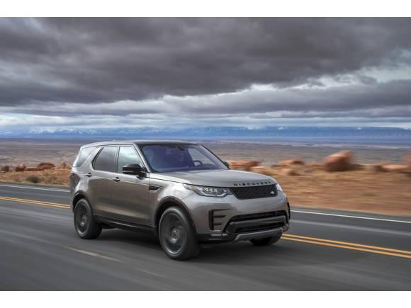 Land Rover Discovery 2019, estrena motor diésel de 306 CV
