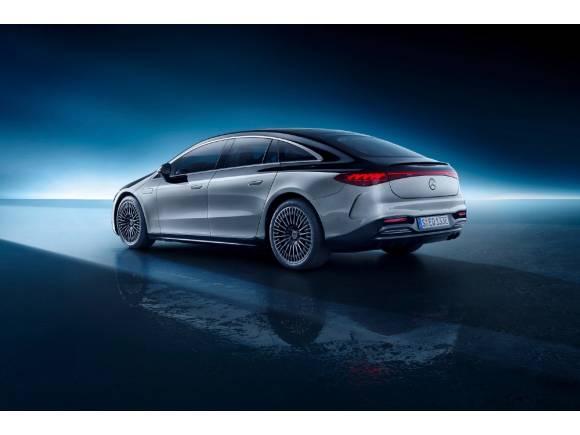 Nuevo Mercedes EQS: representación eléctrica con tecnología sin límites
