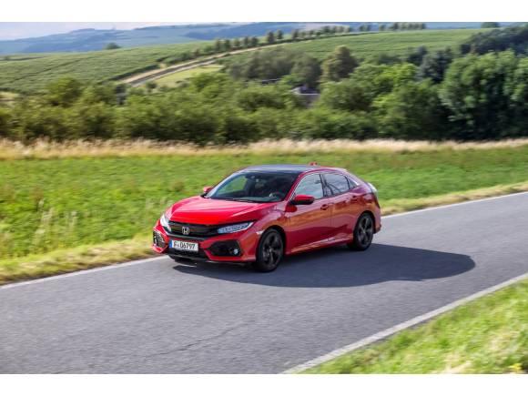Motor diésel actualizado para el nuevo Honda Civic