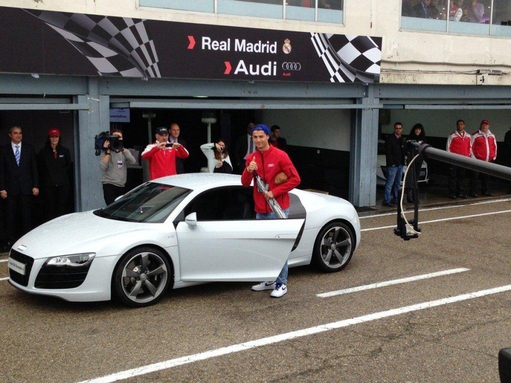 Audi - Cristiano Ronaldo