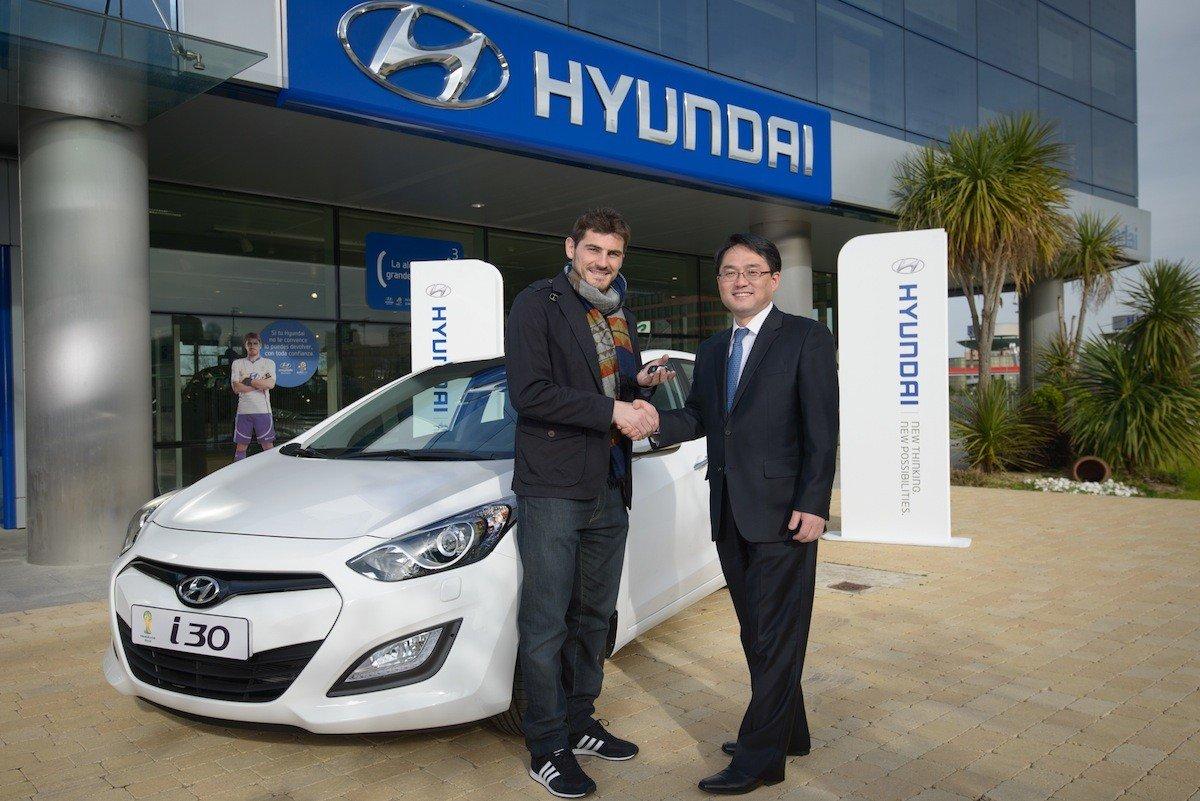 Hyundai i30 - Casillas