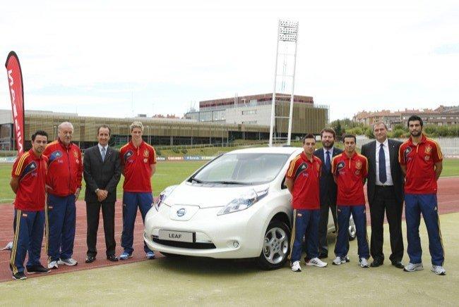 Nissan - Selección Española de Fútbol