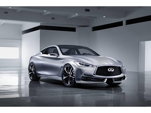 Infiniti Q60 Concept, el futuro coupé de Infiniti en el Salón de Detroit