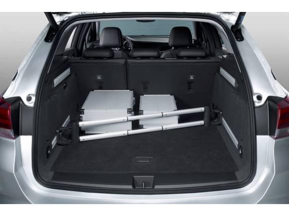 Gama de accesorios para el Opel Astra: Viajar más cómodos