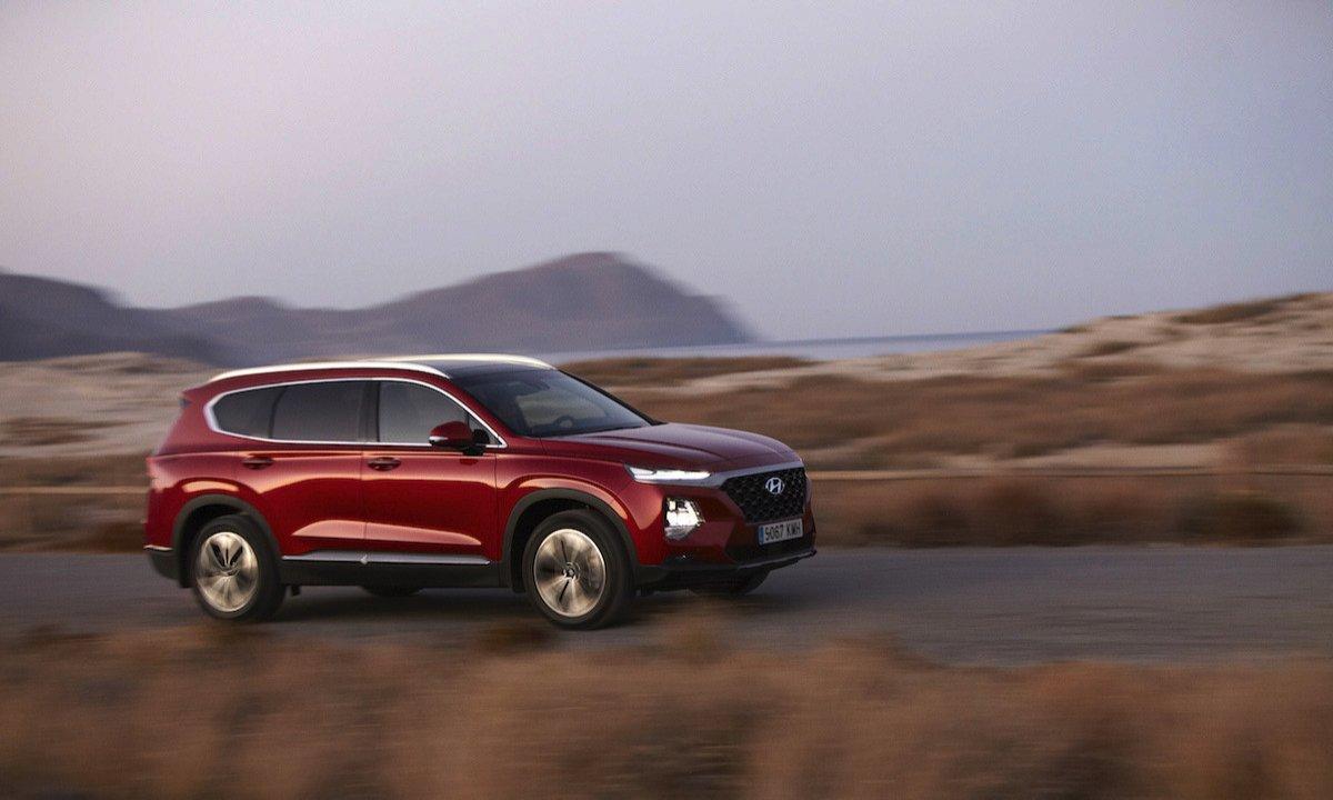 Prueba nuevo Hyundai Santa Fe 2019