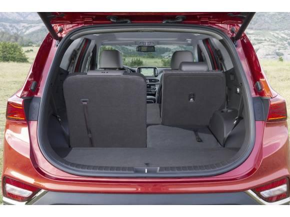 Prueba Hyundai Santa Fe 2019, salto en calidad