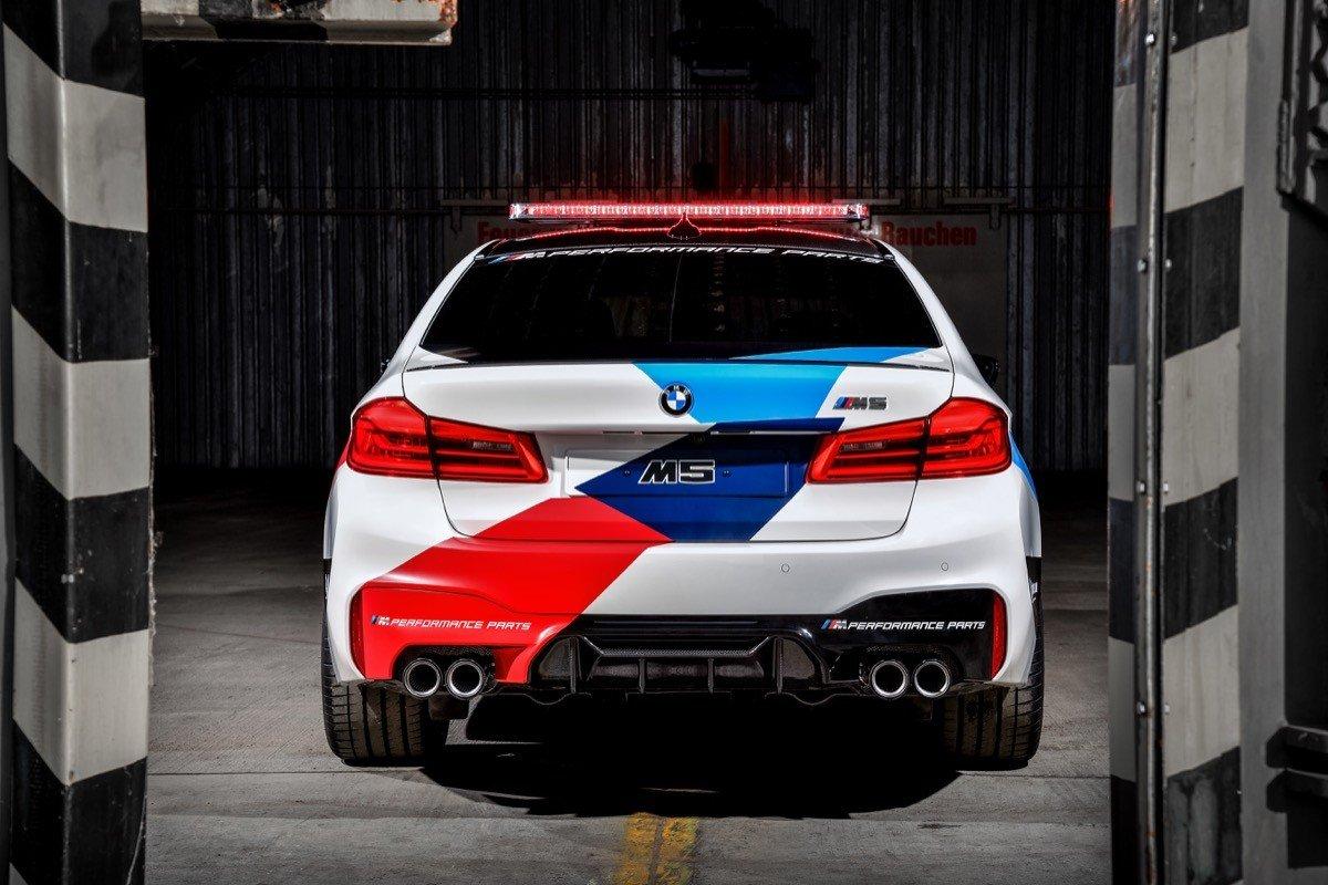 BMW M5 MotoGP 2018