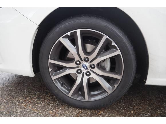 Prueba Subaru Impreza: único en su especie
