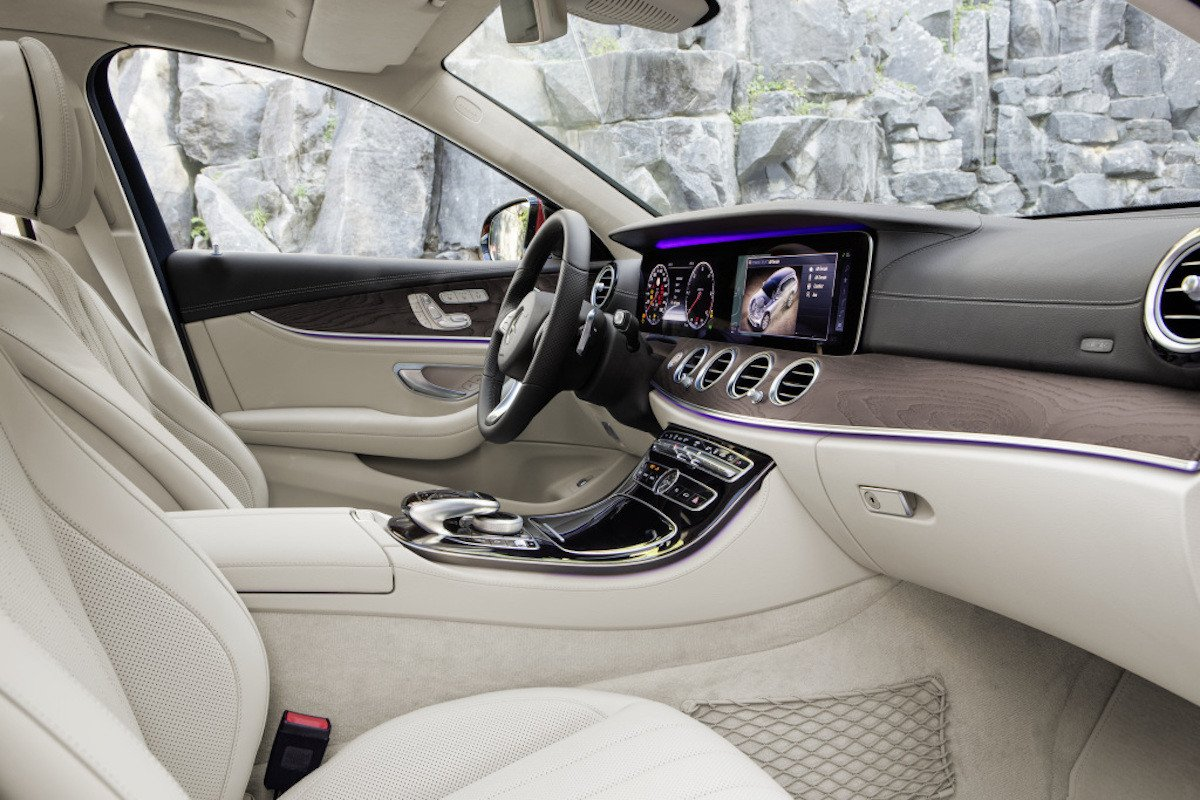 Prueba Mercedes E 220 d All-Terrain