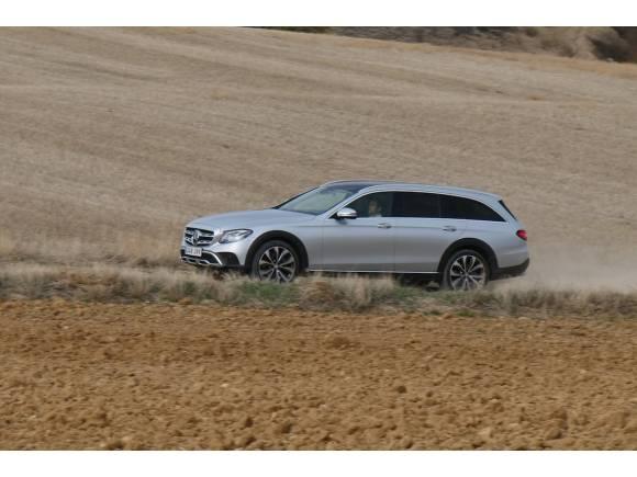 Prueba Mercedes E 220 d 4Matic All-Terrain, campero de lujo