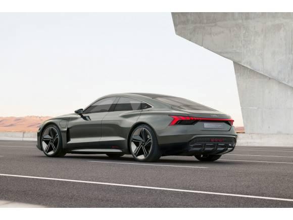 Audi e-tron GT concept, anticipo del tercer coche eléctrico de Audi