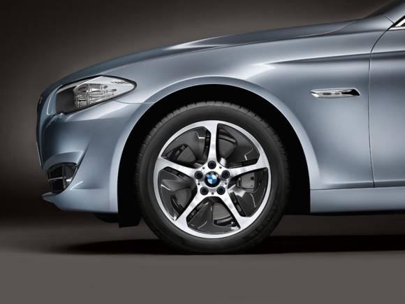 BMW Serie 5 ActiveHybrid: la tecnología híbrida llega al Serie 5