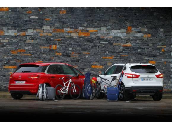 SUV vs monovolumen: Nissan Qashqai vs Citroën C4 Picasso