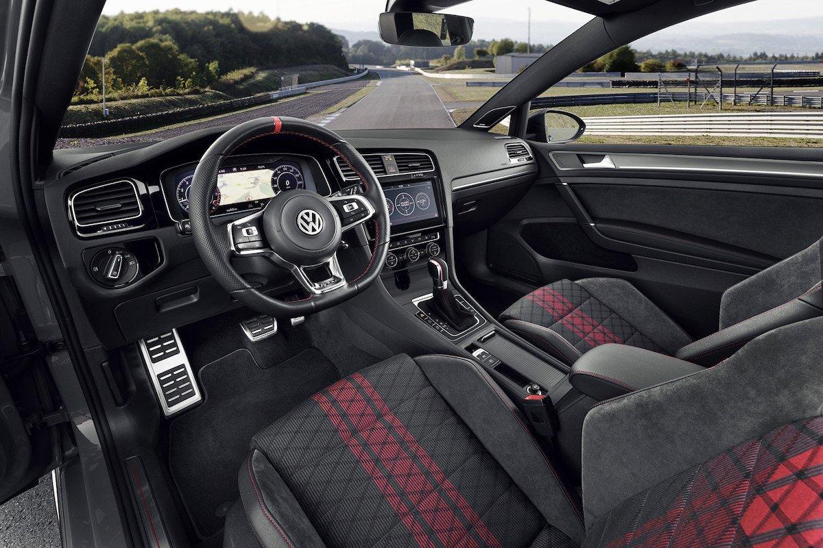 Nuevo Volkswagen Golf GTI TCR