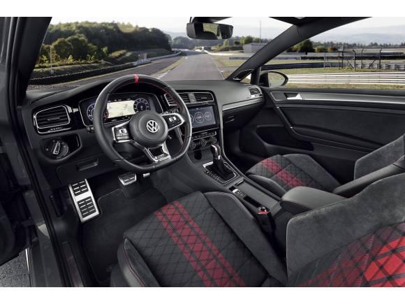 Nuevo Volkswagen Golf GTI TCR, 290 CV y 290 unidades