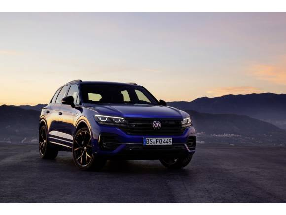 Nuevo Volkswagen Touareg R: deportivo y ahora, enchufable