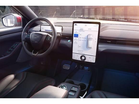 Ford Mustang Mach-E: autonomía, aceleración, gama, opinión,...