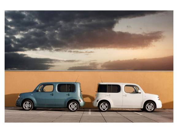 Prueba 10: Nissan Cube, todas las claves