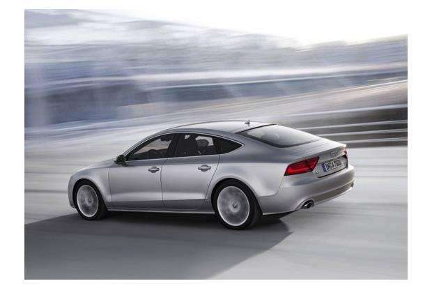Nuevo motor V6 diesel biturbo de Audi para el A6 y el A7 Sportback