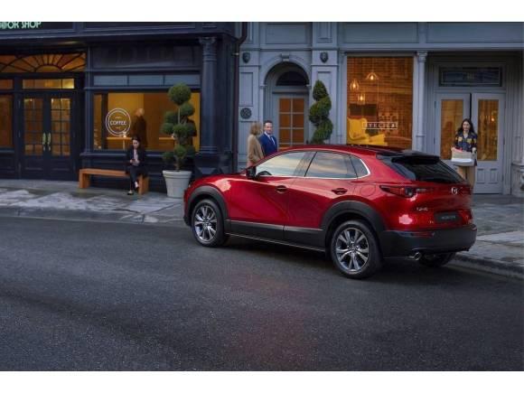 Nuevo Mazda CX-30, el nuevo SUV compacto con Skyactiv
