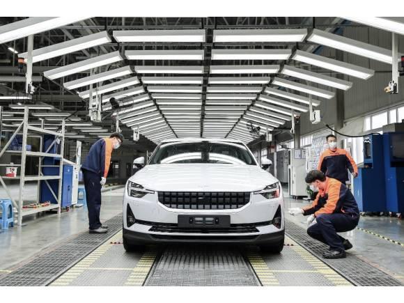 Comienza la producción del Polestar 2, el eléctrico de la filial de Volvo