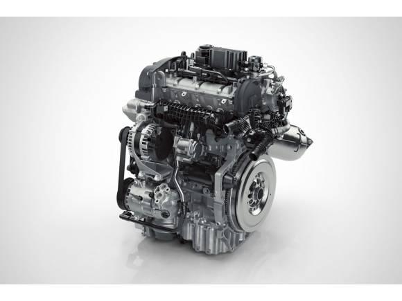 El Volvo XC40 incorpora un nuevo motor de tres cilindros