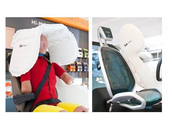 Iveco y Dainese crean el airbag envolvente para vehículos comerciales
