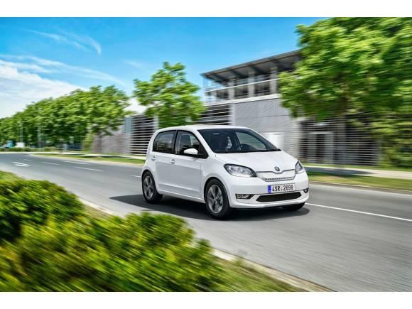 Nuevo Skoda CitigoE iV: podría convertirse en el eléctrico más barato
