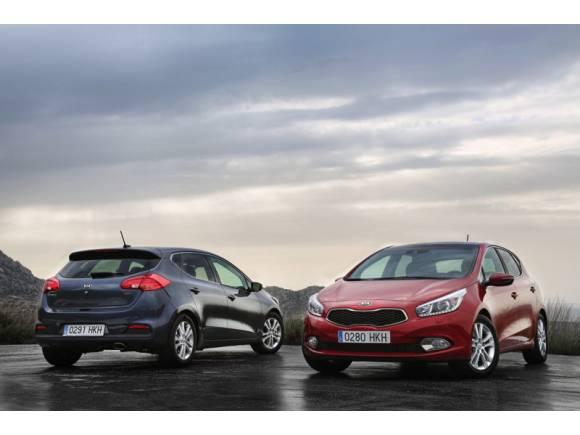 Prueba: nuevo Kia ceed 2012, gama y precios