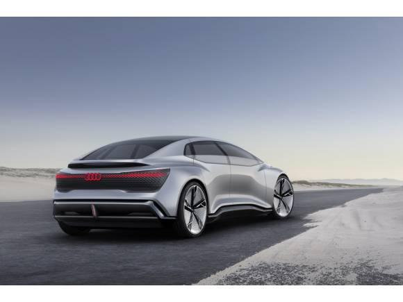 Audi Aicon: conducción autónoma, eléctrico y hasta 800 km de autonomía
