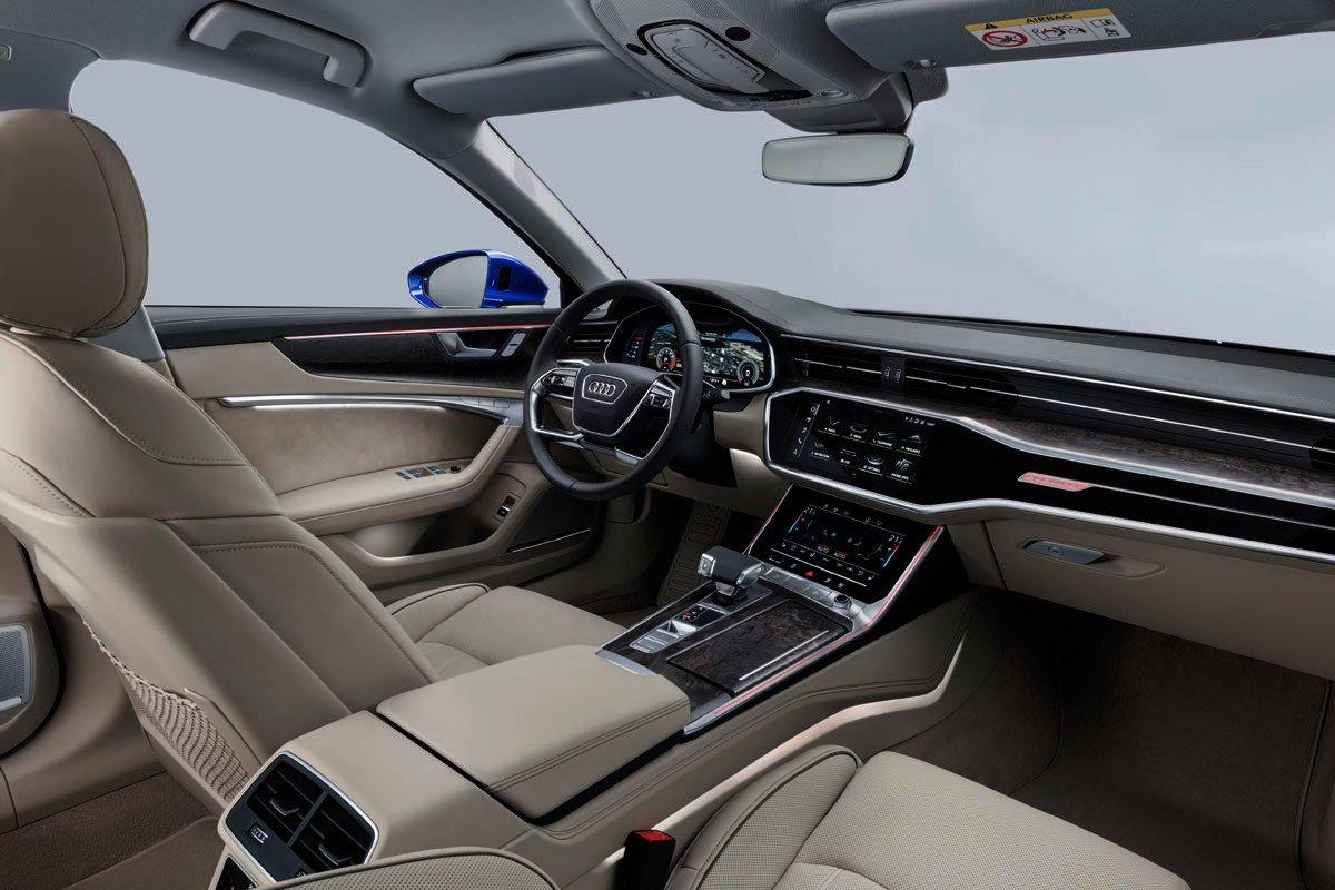 Nuevo Audi A6 Avant interior