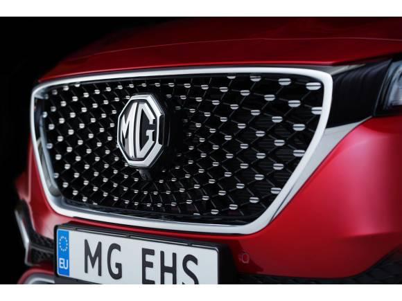 MG ZS EV y MG EHS: así son los primeros modelos de la marca en España