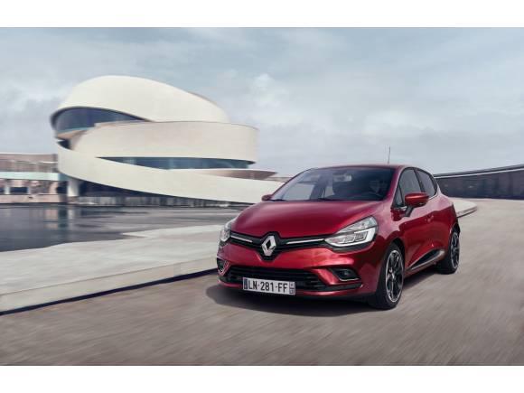 El Renault Clio se actualiza con cambios estéticos y nuevos equipamientos