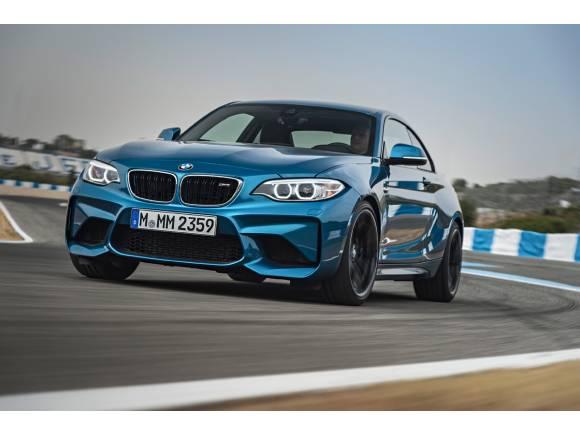Ya está aquí el BMW M2 y sus 370 CV
