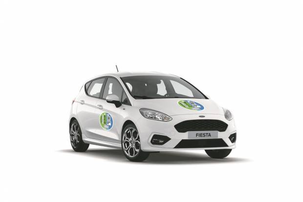 Ya disponible el Ford Fiesta con GLP