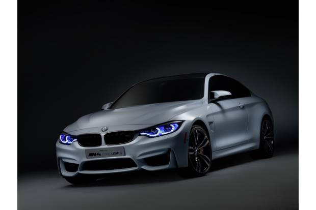 BMW en el CES 2015 de Las Vegas