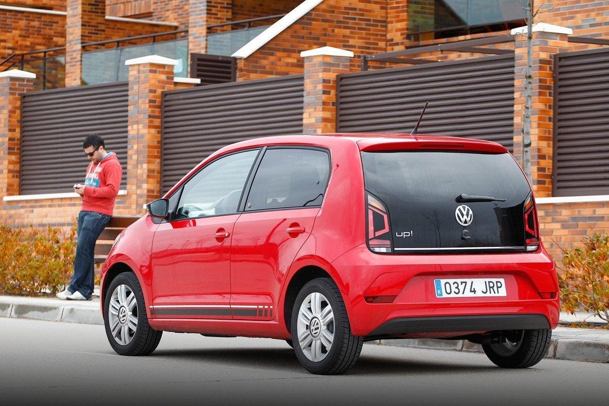 Volkswagen up!  Beats