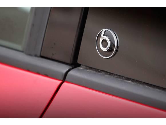 Prueba Volkswagen up! Beats, un urbano con buen sonido