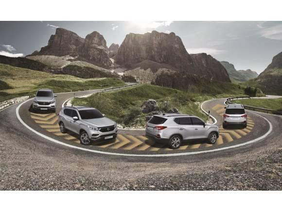 Ssangyong Rexton, todoterreno y moderno SUV
