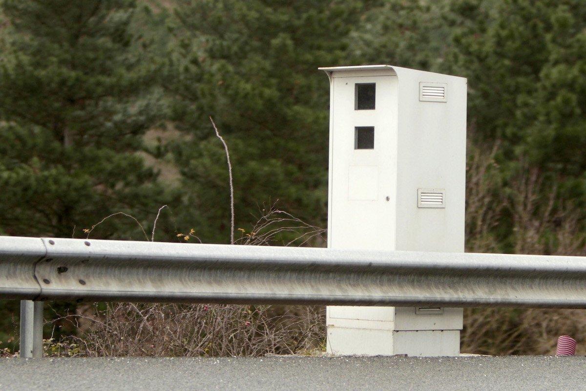 50 radares que más multan