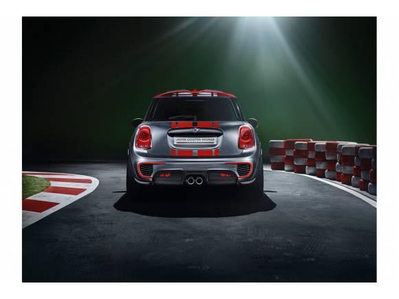 Mini John Cooper Works Concept, el Mini más deportivo se presenta en Detroit