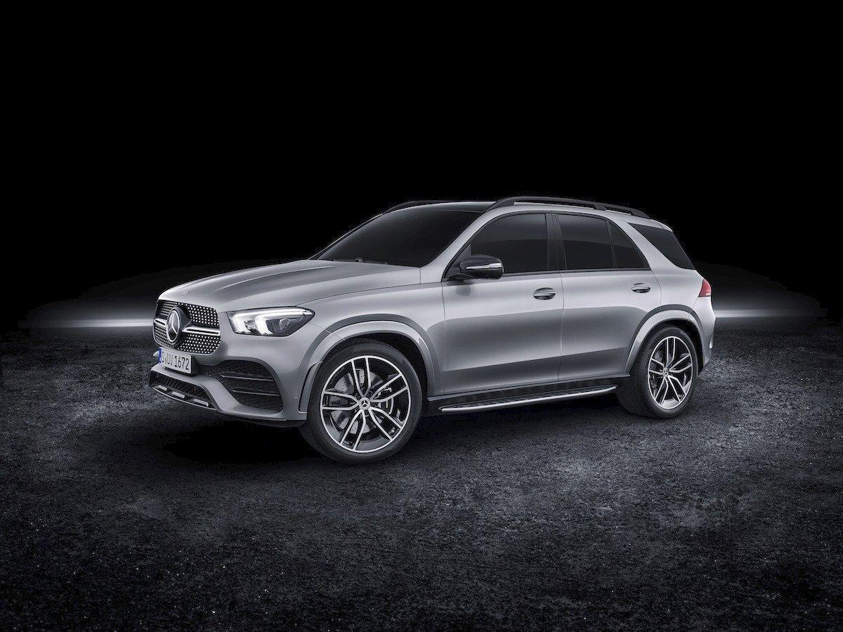 Nuevo Mercedes GLE 2019
