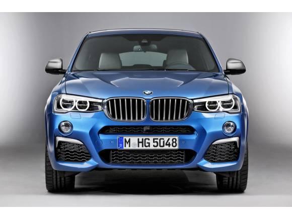 Nuevo BMW X4 M40i: 360 CV por 73.500 euros