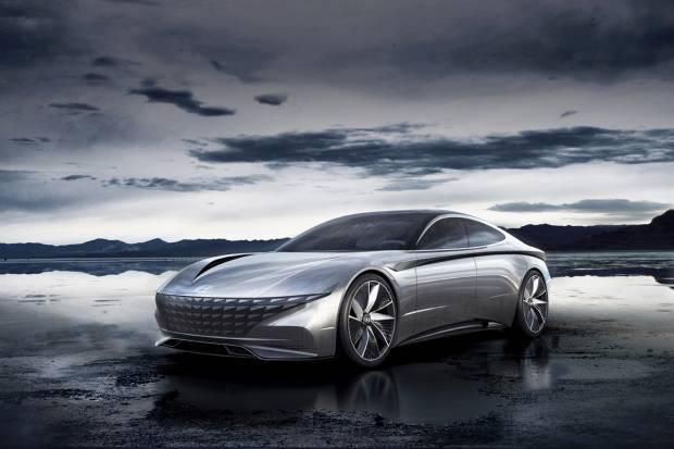 Hyundai Le Fil Rouge, así será el diseño de Hyundai para los próximos años