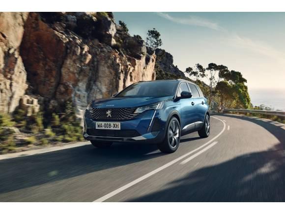 Nuevo Peugeot 5008: diseño homogéneo y más tecnología