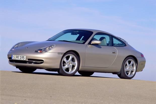 Historia de Porsche 911: quinta generación, el 996