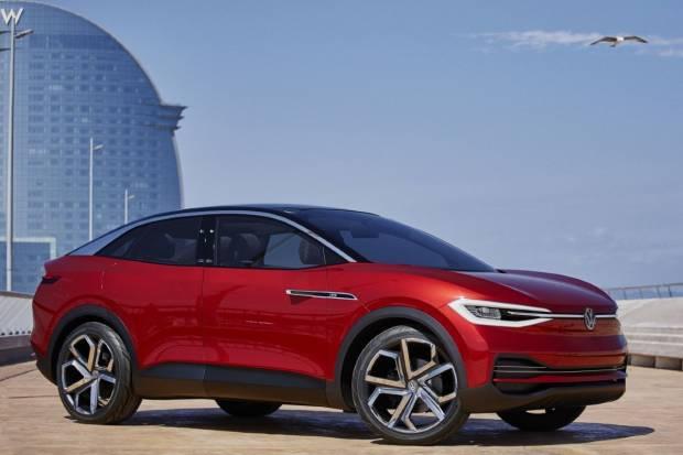 Volkswagen ID.4: será presentado en el Salón de Nueva York