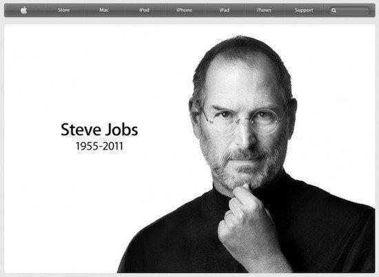Steve Jobs DEP
