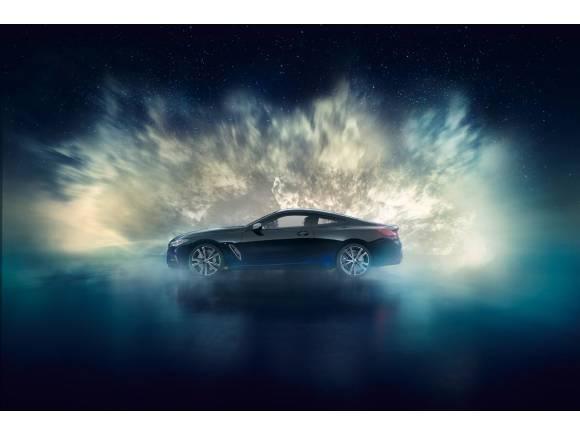 BMW M850i Night Sky: creado con meteoritos